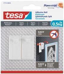 Tesa - selbstklebender Nagel für alle Wandarten (max. 2x0,5kg)