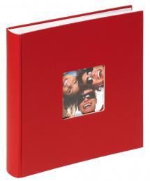 Fun Album Rot - 30x30 cm (100 weiße Seiten / 50 Blatt)