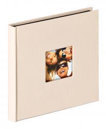 Fun Album Sand - 18x18 cm (30 schwarze Seiten / 15 Blatt)