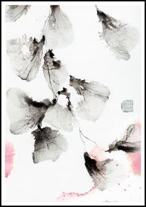 Pink ink - Green isle studio Poster