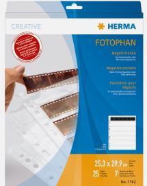 Herma Negativtaschen - 25er-Pack