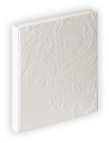 Nobile Gästebuch - 23x25 cm (144 weiße Seiten / 72 Blatt)