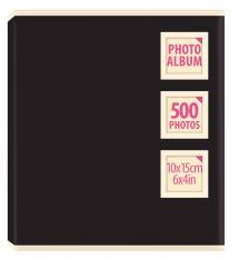 Collection Album Schwarz - 500 Bilder 10x15 cm