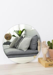 KAILA - Runder Spiegel 50 cm Ø