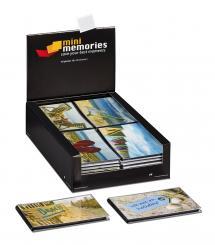 Mini Memories Album Holiday 6 Varianten - 40 Bilder 10x15 cm - 36-pack