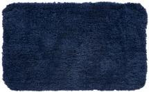 Badteppich Zero - Meeresblau 60x100 cm