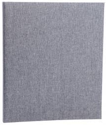 Base Line Canvas Ringordner - Grau