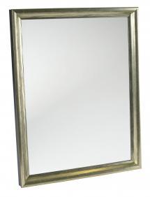 Spiegel Arjeplog Silber - Maßgefertigt