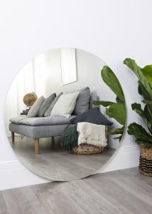 KAILA Runder Spiegel 100 cm Ø